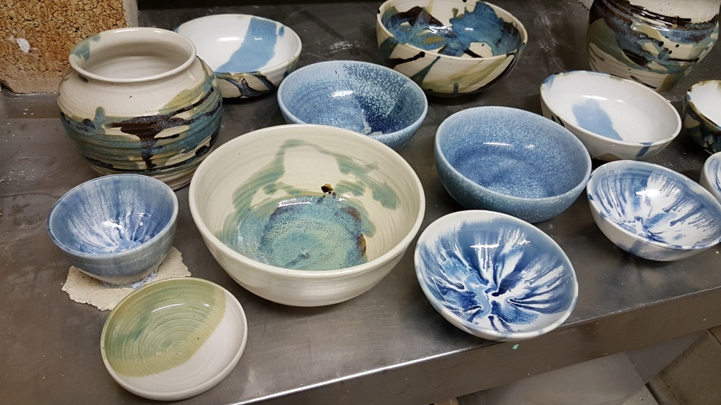 Results of the latest firing - 2019